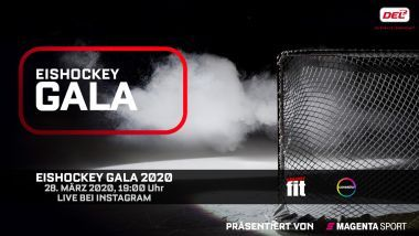 Eishockey Gala als digitales Highlight