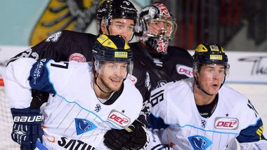 Bayern-Duell bei den Comeback-Ice Tigers