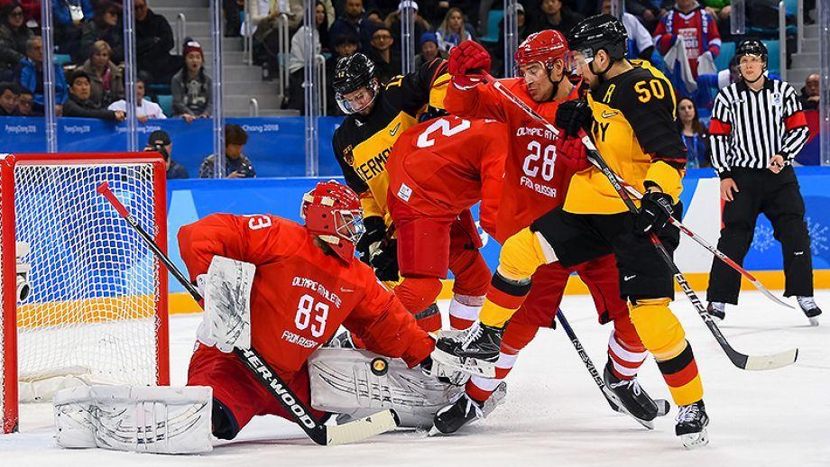 Olympischer Traum Endet F U00fcr Deutsches Eishockey Team Mit