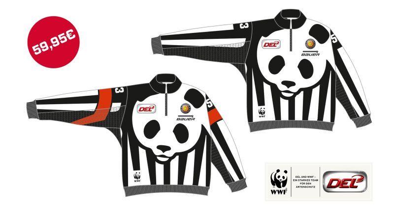 new product 9596d 78c47 Schiedsrichter-Trikot im WWF-Design ab sofort erhältlich | DEL