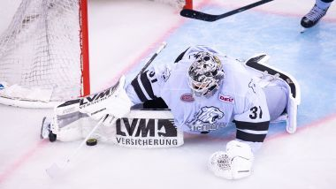 Game Report: Thomas Sabo Ice Tigers - EHC Red Bull München