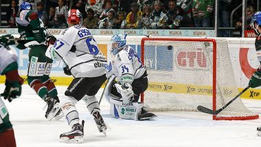 Game Report: Augsburger Panther - Schwenninger Wild Wings