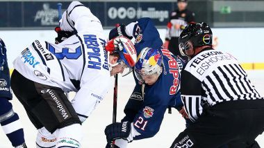 Gamereport: EHC Red Bull München - Schwenninger Wild Wings