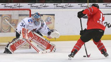 Game Report: Thomas Sabo Ice Tigers - Iserlohn Roosters