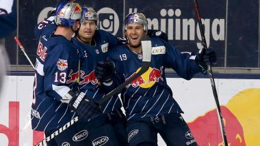 Gamereport: EHC Red Bull München - Grizzlys Wolfsburg