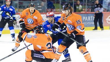 Game Report: Schwenninger Wild Wings - Grizzlys Wolfsburg