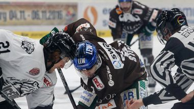 Game Report: Augsburger Panther - Thomas Sabo Ice Tigers