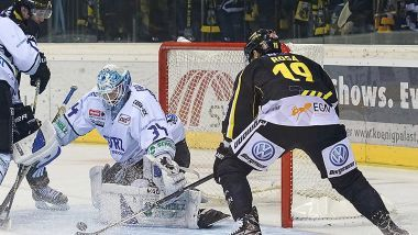 Game Report: Krefeld Pinguine - Schwenninger Wild Wings