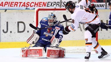 Game Report: Iserlohn Roosters - Grizzlys Wolfsburg