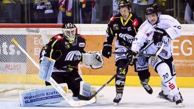 Gamereport: Krefeld Pinguine - Straubing Tigers