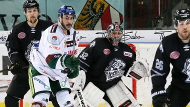 Game Report: Thomas Sabo Ice Tigers - Augsburger Panther