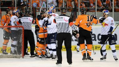 Gamereport: Grizzlys Wolfsburg - EHC Red Bull München