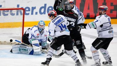 Game Report: Kölner Haie - Schwenninger Wild Wings