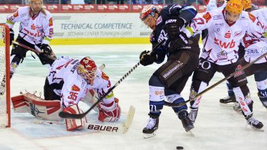 Game Report: Schwenninger Wild Wings - Pinguins Bremerhaven