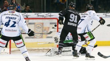 Game Report: Thomas Sabo Ice Tigers - Straubing Tigers