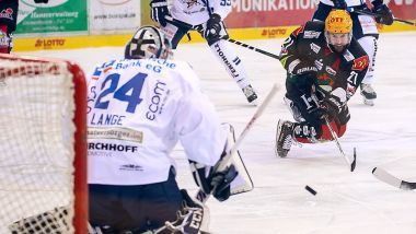 Game Report: Pinguins Bremerhaven - Iserlohn Roosters