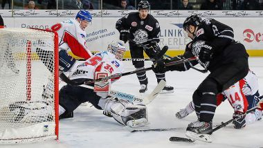 Game Report: Thomas Sabo Ice Tigers - Adler Mannheim