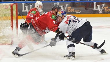 Game Report: Kölner Haie - EHC Red Bull München