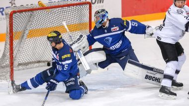 Game Report: ERC Ingolstadt - Thomas Sabo Ice Tigers