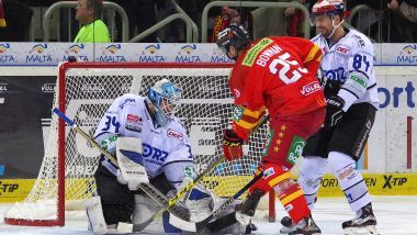 Game Report: Düsseldorfer EG - Schwenninger Wild Wings