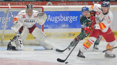 Game Report: Augsburger Panther - Düsseldorfer EG