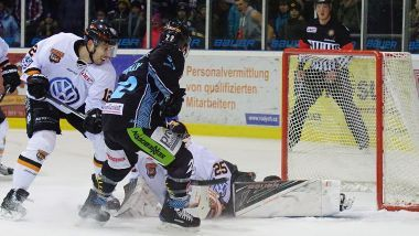 Gamereport: Straubing Tigers - Grizzlys Wolfsburg