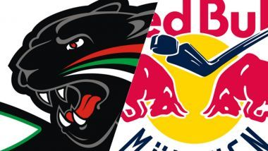 Game Report: Augsburger Panther - EHC Red Bull München