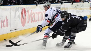 Game Report: Thomas Sabo Ice Tigers - Eisbären Berlin