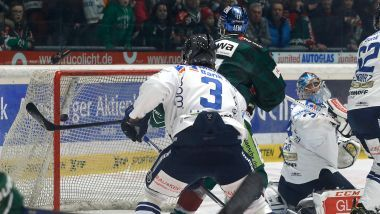 Gamereport: Augsburger Panther - Iserlohn Roosters