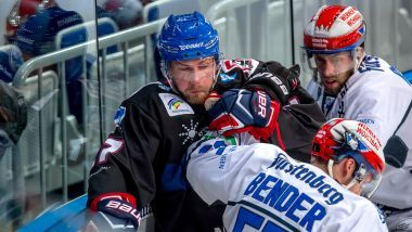 Game Report: Adler Mannheim - Schwenninger Wild Wings