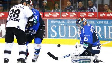Game Report: Schwenninger Wild Wings - Thomas Sabo Ice Tigers