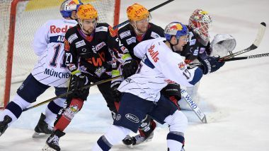 Game Report: Pinguins Bremerhaven - EHC Red Bull München