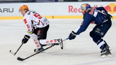 Game Report: EHC Red Bull München - Pinguins Bremerhaven