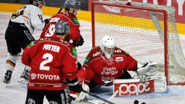 Game Report: Kölner Haie - Grizzlys Wolfsburg
