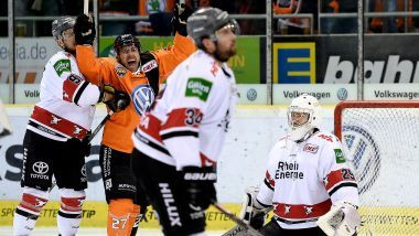 Game Report: Grizzlys Wolfsburg - Kölner Haie