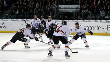 Game Report: Thomas Sabo Ice Tigers - Grizzlys Wolfsburg