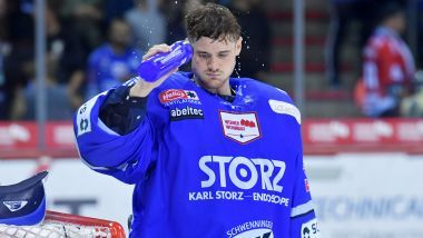 Game Report: Schwenninger Wild Wings - Adler Mannheim